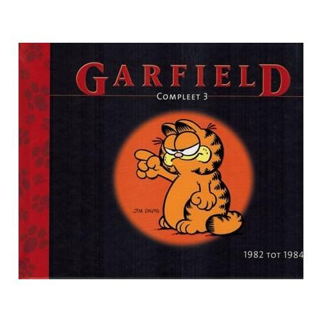 Garfield   compleet HC 03 1982 tot 1984
