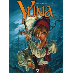 Yuna 01 De profetie van Winog