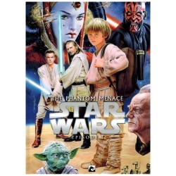 Star Wars  NL Filmstrip HC The Phantom menace episode I