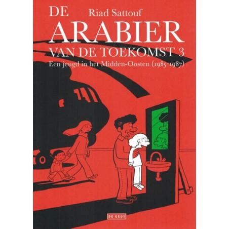 Sattouf strips De arabier van de toekomst 03 Een jeugd in het Midden-Oosten (1985-1987)
