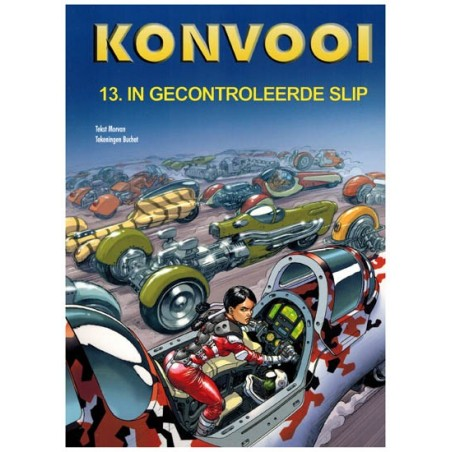 Konvooi 13 In gecontroleerde slip