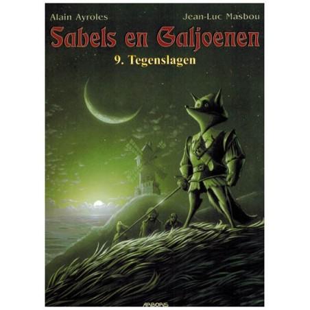 Collectie Buitengewesten 27 Sabels en galjoenen 9 Tegenslagen