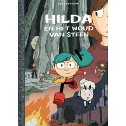 Hilda 05 HC Het woud van steen