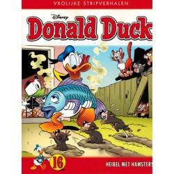 Donald Duck  Vrolijke stripverhalen 16 Heibel met hamsters