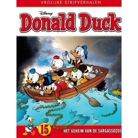 Donald Duck  Vrolijke stripverhalen 15 Het geheim van de Sargassozee