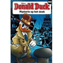 Donald Duck  pocket 260 Mysterie op het doek