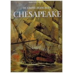 Grote zeeslagen 01 HC Chesapeake