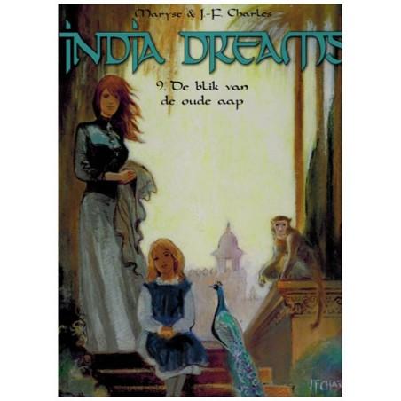 India dreams 09 HC De blik van de oude aap
