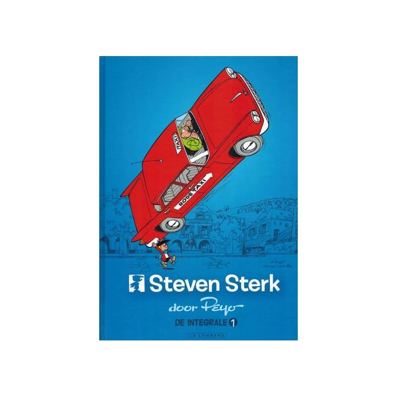 Steven Sterk   integraal 01 HC