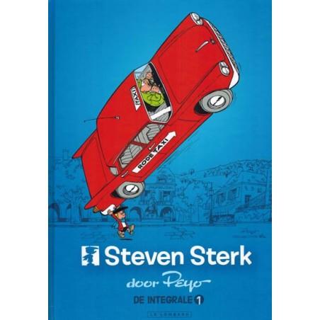 Steven Sterk   set integraal HC deel 1 & 2 1e drukken 2017
