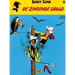 Lucky Luke    46 De zingende draad
