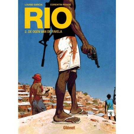 Rio 02 De ogen van de Favela