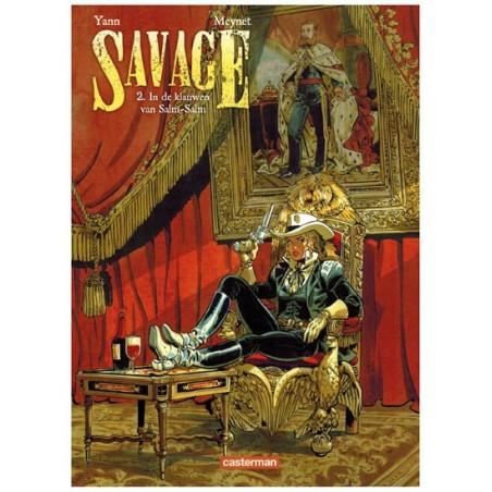 Savage 02 In de klauwen van Salm-Salm
