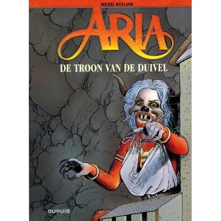 Aria  38 De troon van de duivel