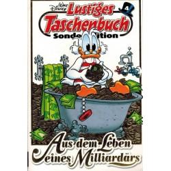 Lustiges Taschenbuch Sondernedition Aus dem Leben eines Milliadaires 04 1e druk 2012