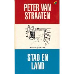 Van Straaten pocket Stad en land 1e druk 1998