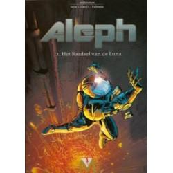 Aleph HC 01 Het raadsel van de Luna 1e druk 2001