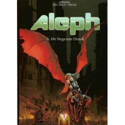 Aleph HC 02 De negende draak 1e druk 2001
