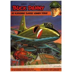 Buck Danny Speciaal 09 De vliegende Tijgers komen terug HC herdruk