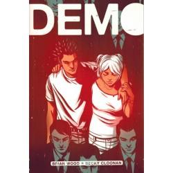 Demo TPB Book 1 & 2 first printing 2015