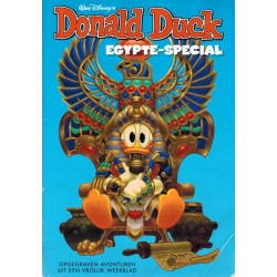 Donald Duck Special Egypte 1e druk 2015