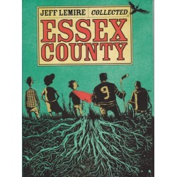 Essex Country collected TPB reprint 2014