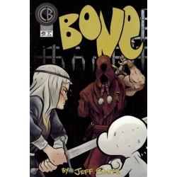 Bone 49 first printing 2002