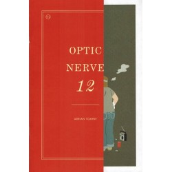 Optic nerve 12 first printing 2011