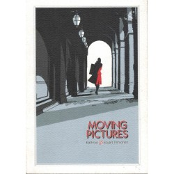 Moving picturen TPB first printing 2010