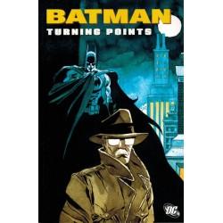 Batman TPB Turning point first printing 2007