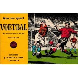 Ken uw sport Voetbal herdruk