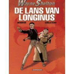 Wayne Shelton 07 De lans van Longinus 1e druk 2008