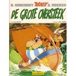 Asterix 22 De grote oversteek herdruk