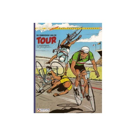 Onuitgegeven Toppers  06 De onbekende v/d tour Sportverhale