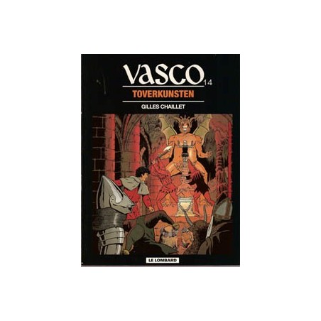 Vasco 14 Toverkunsten herdruk