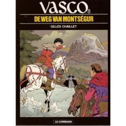 Vasco 08 Het beest herdruk