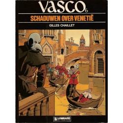 Vasco 06 Schaduwen over Venetie herdruk