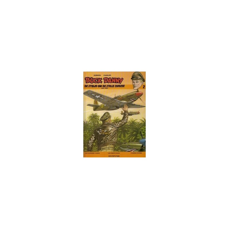 Buck Danny Speciaal 02 De strijd om de Stille Zuidzee HC 1e druk 1983