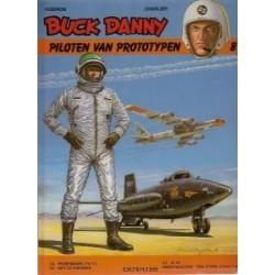 Buck Danny Speciaal 08 Piloten van prototypen HC 1e druk 1986