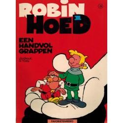 Robin Hoed F01 Een handvol grappen 1e druk Helmond 1974 (Favorietenreeks 28)