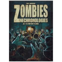 Zombies Necrologies 02 Te stom om te leven HC