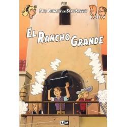 Piet Pienter en Bert Bibber  07 El Rancho Grande