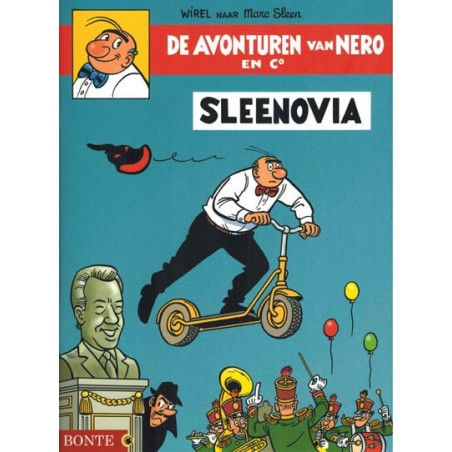 Nero   HC Sleenovia