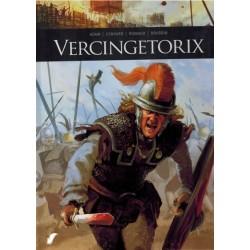 Zij schreven geschiedenis HC 01 Vercingetorix