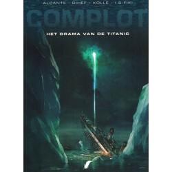 Complot 04 Het drama van de Titanic