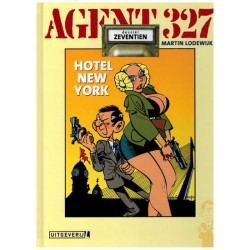 Agent 327  HC 17 Hotel New York
