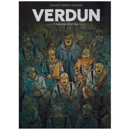 Verdun HC 02 Doodsstrijd bij Fort Vaux