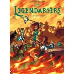 Legendariers 08 Klauwen en veren