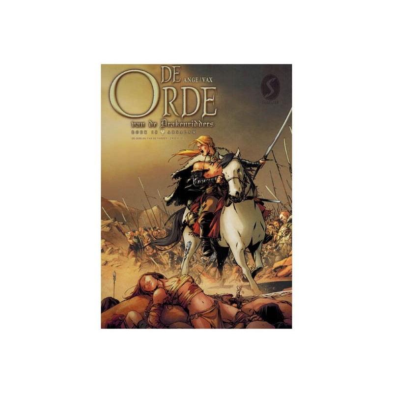Orde van de Drakenridders 18 Arsalam HC Oorlog van de Sarden deel 2