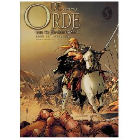 Orde van de Drakenridders  18 HC Arsalam Oorlog van de Sarden deel 2